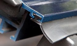 Factory-Installed Rail Lip Seal